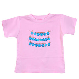 Baby T-shirt Future Lacrosse Player
