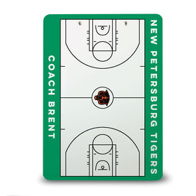 ChalkTalk Basketball Custom Coaches Dry Erase Clipboard