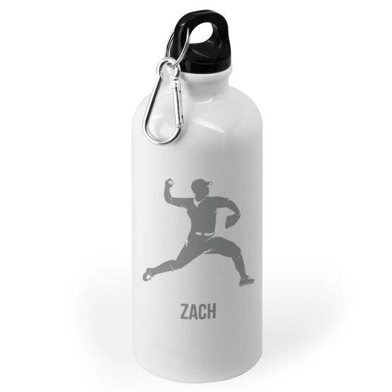 baseball 20 oz stainless steel water bottle baseball pitcher