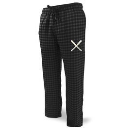 Baseball Lounge Pants Crossed Bats Icon