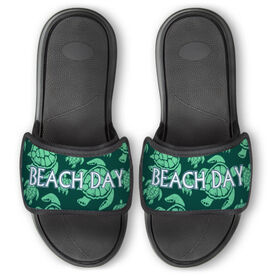 Personalized For You Repwell™ Slide Sandals - Sea Turtles