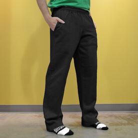 Golf Fleece Sweatpants Golf Your Text