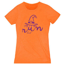 Women's Everyday Runners Tee - Witch Run