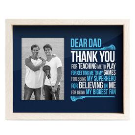 Guys Lacrosse Premier Frame - Dear Dad