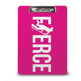 Field Hockey Custom Clipboard Field Hockey Fierce