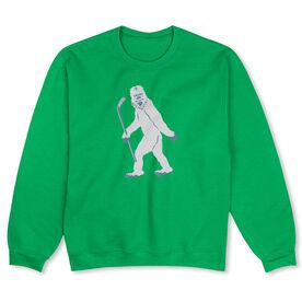Hockey Crew Neck Sweatshirt - Yeti