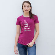 Baseball Women's Everyday Tee - FANtastic Boston