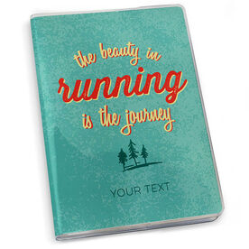 GoneForaRun Running Journal The Beauty In Running Is The Journey
