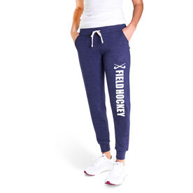 Field Hockey Women's Joggers - Field Hockey With Sticks