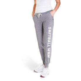 Softball Women's Joggers - Softball Mom