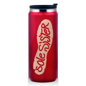 Stainless Steel Travel Mug Sole Sister