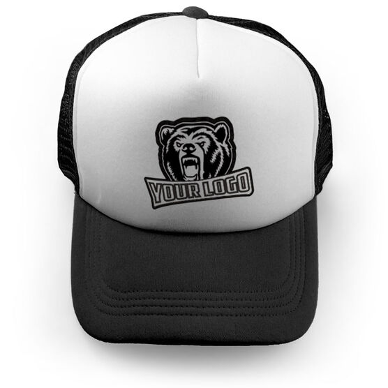 12b8dd53604aa Images. Personalized Trucker Hat - Your Logo