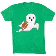 Football Tshirt Short Sleeve Football Ghost