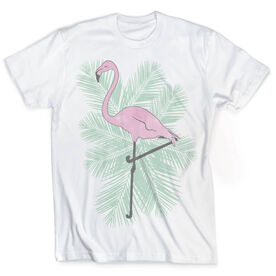 Vintage Field Hockey T-Shirt - Flamingo Standoff