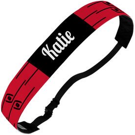 Hockey Julibands No-Slip Headbands - Personalized Hockey Pattern