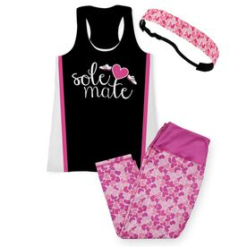 Sole Mate Running Outfit