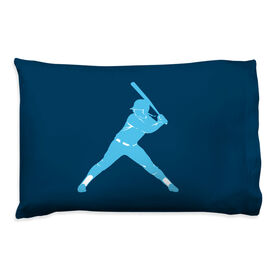 Softball Pillowcase - Batter