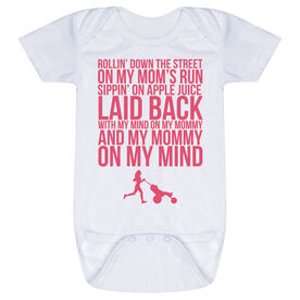 Running Baby One-Piece - Laid Back