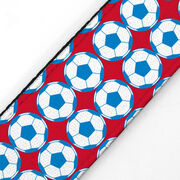Soccer Juliband No-Slip Headband - Soccer Ball Pattern