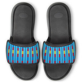 Swimming Repwell® Slide Sandals - Swim Lanes