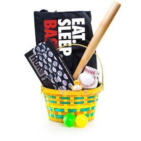 Home Run Baseball Easter Basket