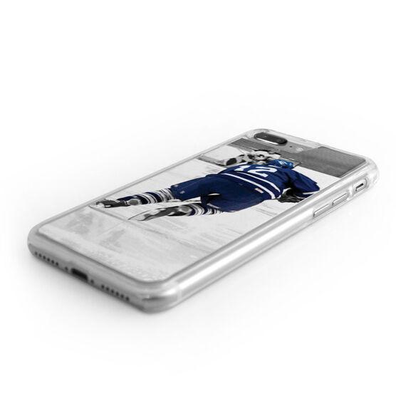 Hockey iPhone® Case - Custom Photo