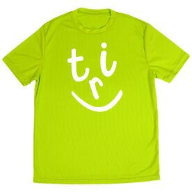 Men's Running Short Sleeve Tech Tee TRI Face