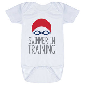 Swimming Baby One-Piece - Swimmer In Training