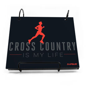 BibFOLIO® Race Bib Album - My Life (Male)