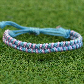 Woven Bracelet for Athletes