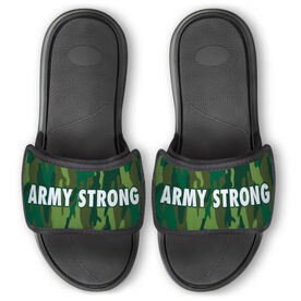 Personalized For You Repwell™ Slide Sandals - Camouflage