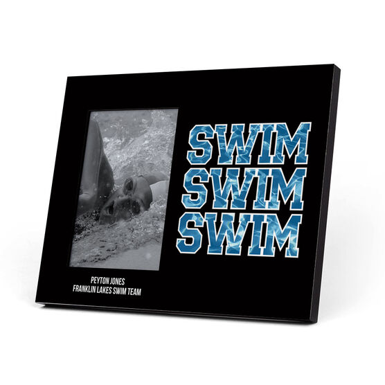 Swimming Photo Frame - Swim Swim Swim