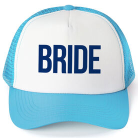 Personalized Trucker Hat - Bride
