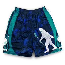 Abominable Laxman Lacrosse Shorts