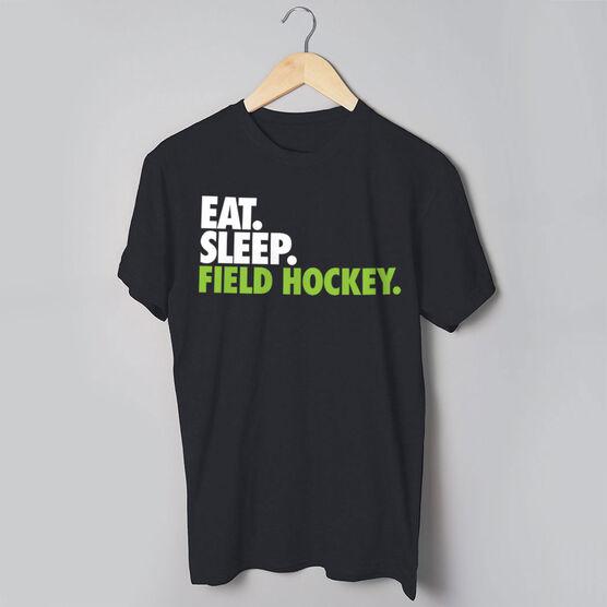 Field Hockey T-Shirt Short Sleeve Eat. Sleep. Field Hockey.