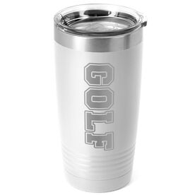 Golf 20 oz. Double Insulated Tumbler - Golf