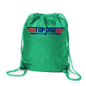 Baseball Sport Pack Cinch Sack - Top Dad Baseball