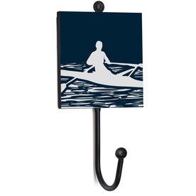 Crew Medal Hook - Male Rower