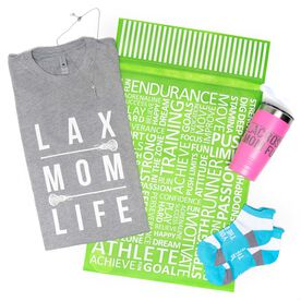 Lax Mom Life - Gift Set