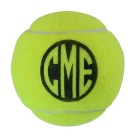 Personalized Monogram Tennis Ball