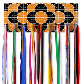 Basketball Hooked on Medals Hanger - You're Surrounded
