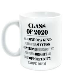 Coffee Mug - Class Of 2020 Carpe Diem