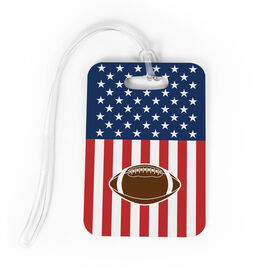 Football Bag/Luggage Tag - USA Football