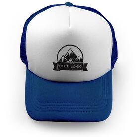 Running Trucker Hat Running Your Logo