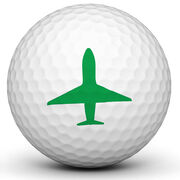 Airplane Golf Ball