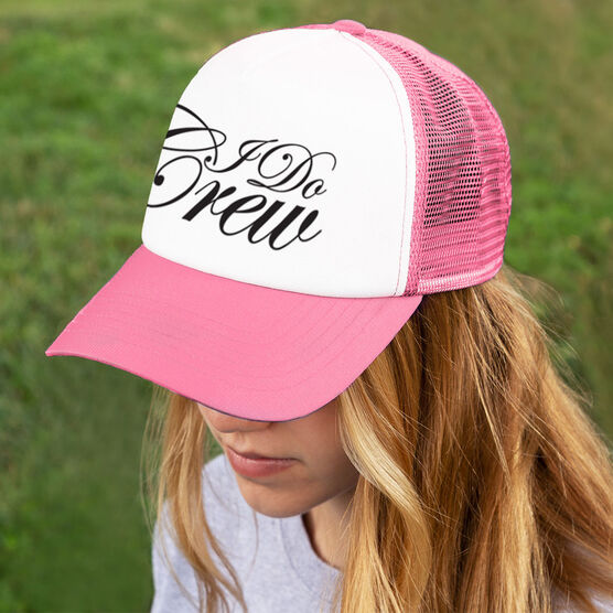 Trucker Hat - I Do Crew