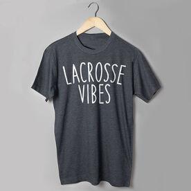 Girls Lacrosse Short Sleeve T-Shirt - Lacrosse Vibes