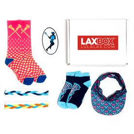 Girls Lacrosse LaxBox™ Gift Set - Draw