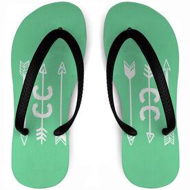 Cross Country Flip Flops Arrows