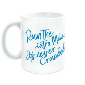Running Coffee Mug - Run The Extra Mile
